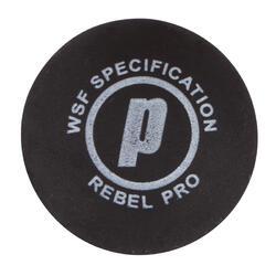Squashbal Prince Rebel *3 dubbele gele stip - 157969