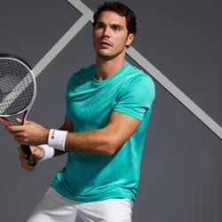 T-Shirt Light 990 Tennisshirt Herren blau/türkis