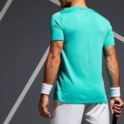 Light 990 Tennis T-Shirt - Turquoise Blue