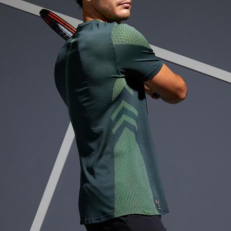 Light 990 Tennis T-Shirt - Khaki