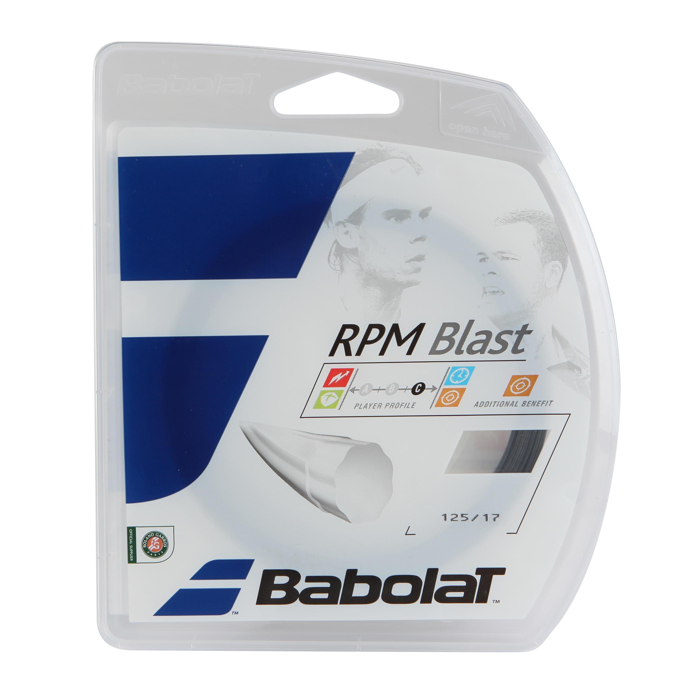 Babolat RPM Blast Snaar - 12m - 1,25 mm