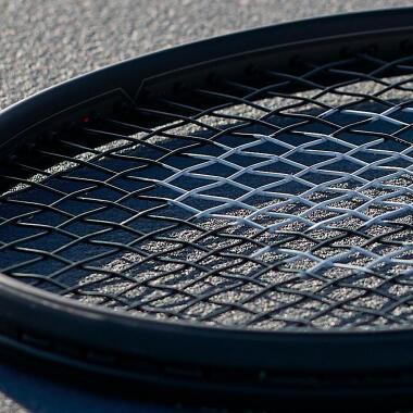 La raquette de tennis et sa rigidité