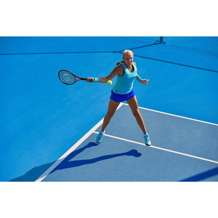 Tennis tank top voor dames TK Light 990 turquoise
