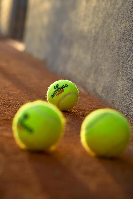 Tennis Ball TB930 Speed 4-Pack - Yellow