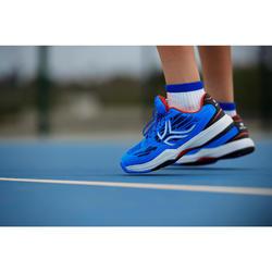 Tennisschoenen kinderen Artengo TS990 blauw