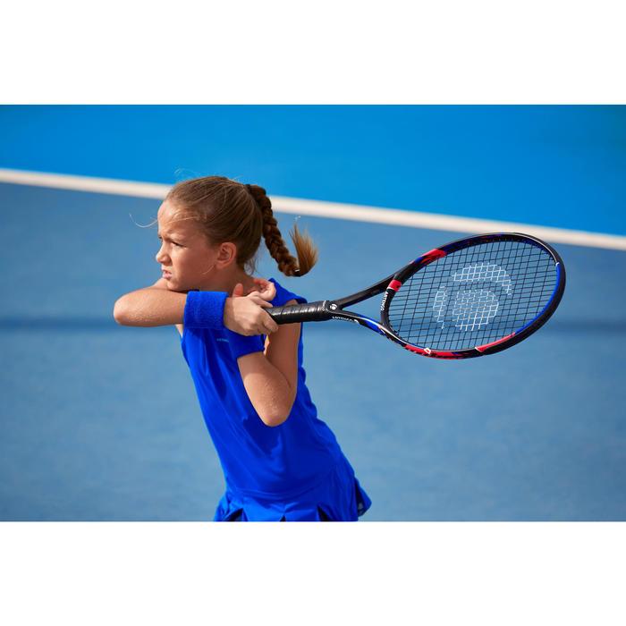 Tennisracket voor kinderen TR 990 26 zwart roze