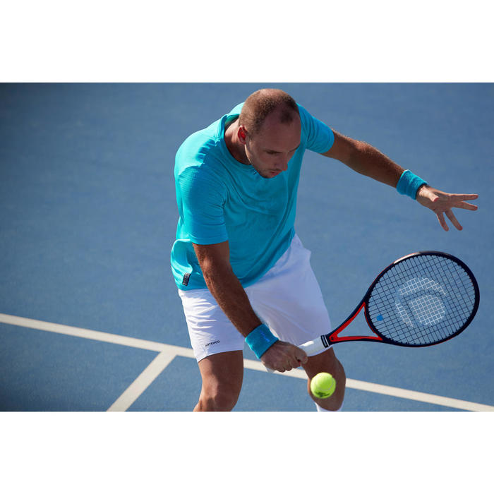 Tennisschläger TR 900 Erwachsene schwarz/orange
