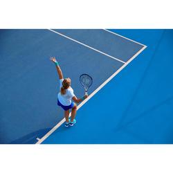 T-shirt voor tennis dames TS Soft 500 wit