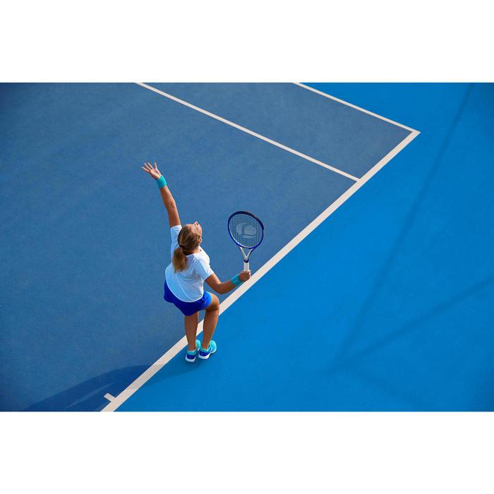 Tennisschuhe TS590 Allcourt Damen türkis