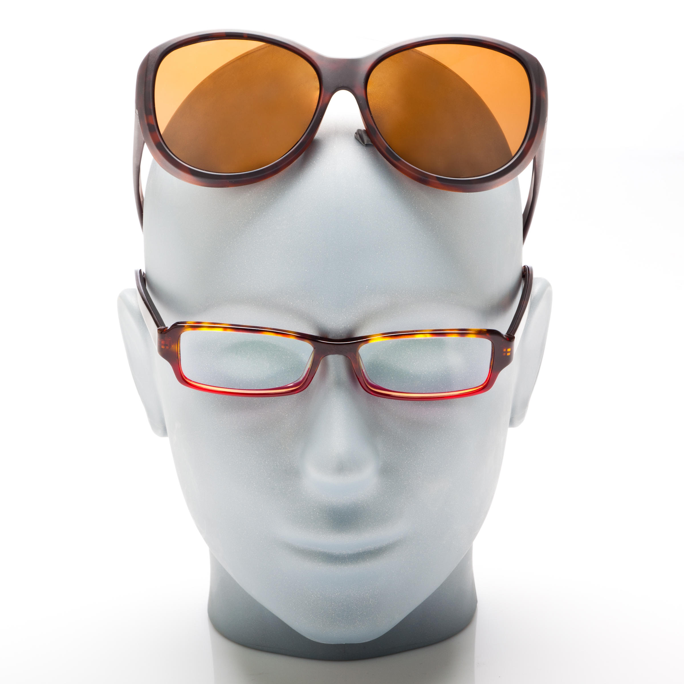 Cat 3 Polarized Over-glasses MH OTG 500W - Brown