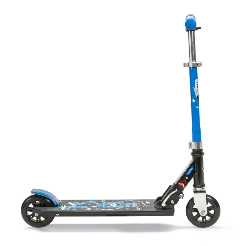MID 1 Robot Kids' Scooter - Blue