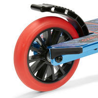 MID5 Kids' Scooter with Handlebar Brake and Suspension - Superhero
