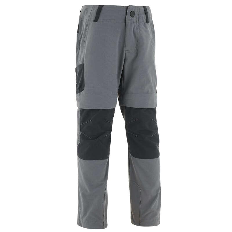 Fiú póló, kabát nadrág, rövidnadrág 2-6 év - Gyerek nadrág MH500  QUECHUA