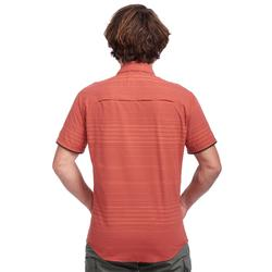 Hemd Travel 100 Fresh Herren orange