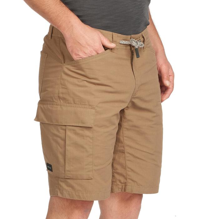 Shorts Travel 100 Herren braun