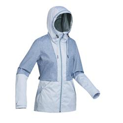 Travel100 Women's Compact Trekking Jacket - Blue