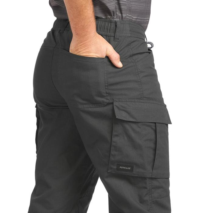 Travel100 Men's Trekking Pants - Grey