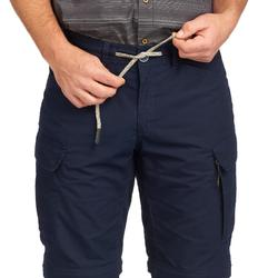 Zip-Off-Hose Travel 100 Herren blau