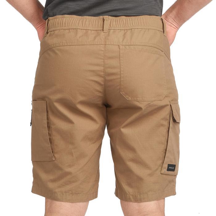 Travel100 Men's Trekking Shorts - Khaki
