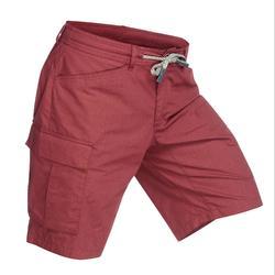 Travel100 Men's Trekking Shorts - Red