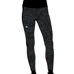 1 Lauftights lang Run Warm+ Night Damen schwarz