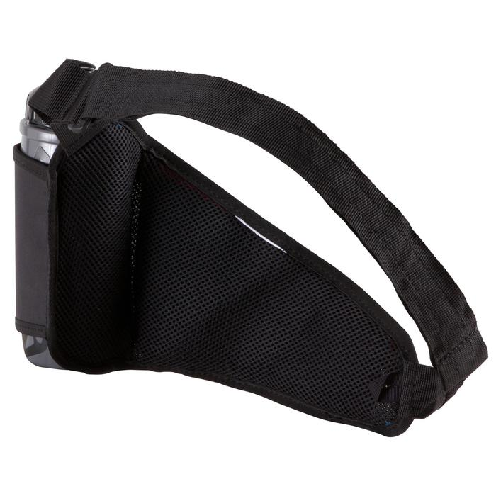 Running Bottle Belt 1x500ML - Black Red