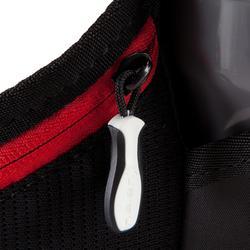 Running Bottle Belt 1x500ML - Black Red