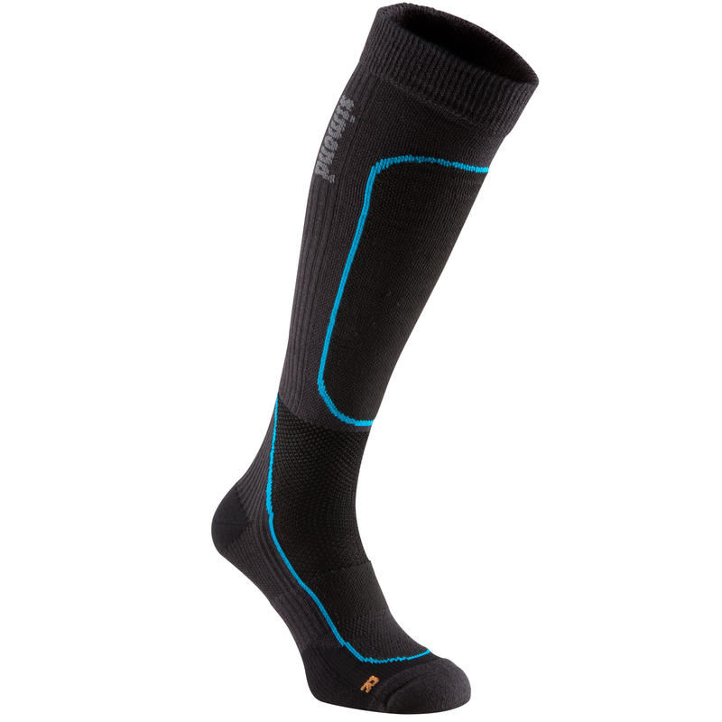 Mountaineering Socks - Alpinism Black