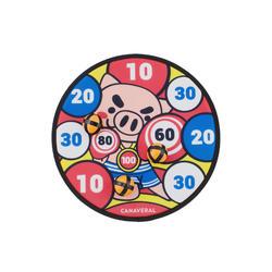 Velcro Target Pig