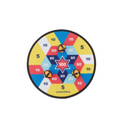Geometric Velcro Target