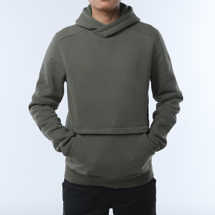 狩獵連帽衫Solognac SG500-綠色