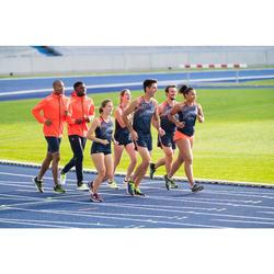 Atletiekjas voor heren Warm-Up oranje