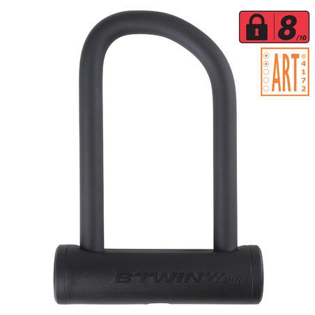 900 Mini Bike D-Lock Black