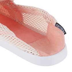 女款鞋 AREETA-桃紅色