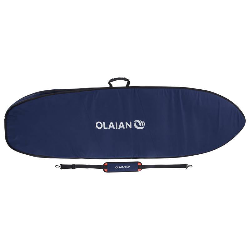 PŘEVOZ A USKLADNĚNÍ PRKNA Surfing a bodyboard - CESTOVNÍ OBAL 900 SURF 6'3