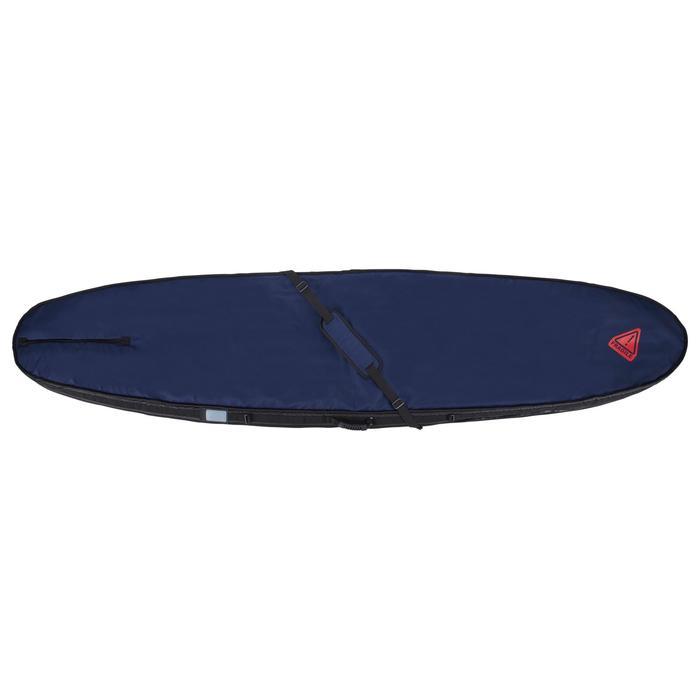 """Reistas 900 voor longboard van maximum 9'6"""""""