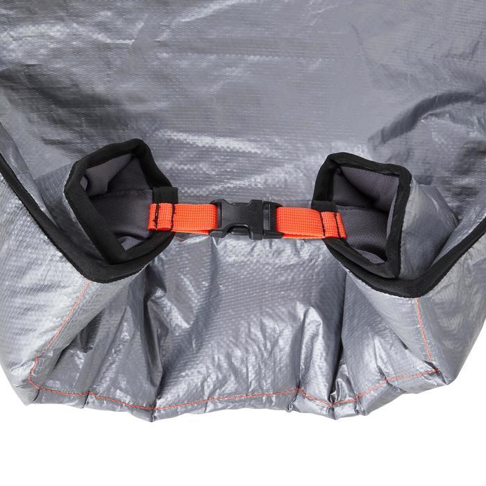 """可調式衝浪板袋5'4""""到7'2""""(162 cm到218 cm)"""