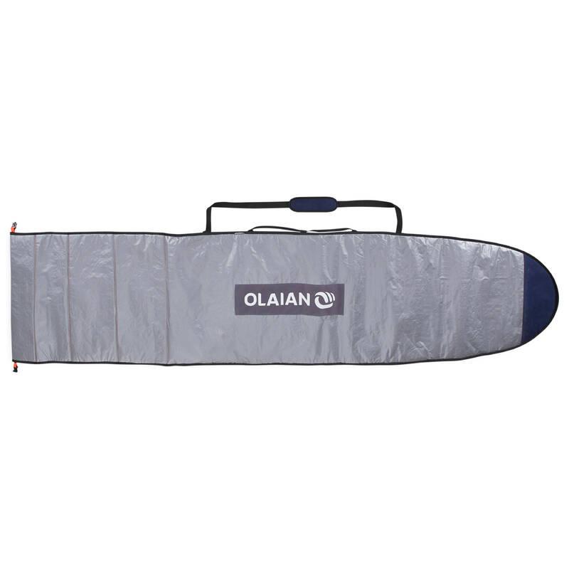 PŘEVOZ A USKLADNĚNÍ PRKNA Surfing a bodyboard - OBAL 500 NA SURF 7'3–9'4 OLAIAN - Surfy, bodyboardy a skimboardy