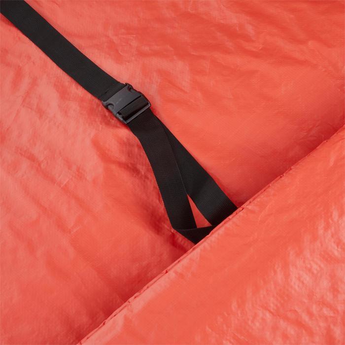 """Boardbag 900 voor longboard van maximum 9'6"""""""