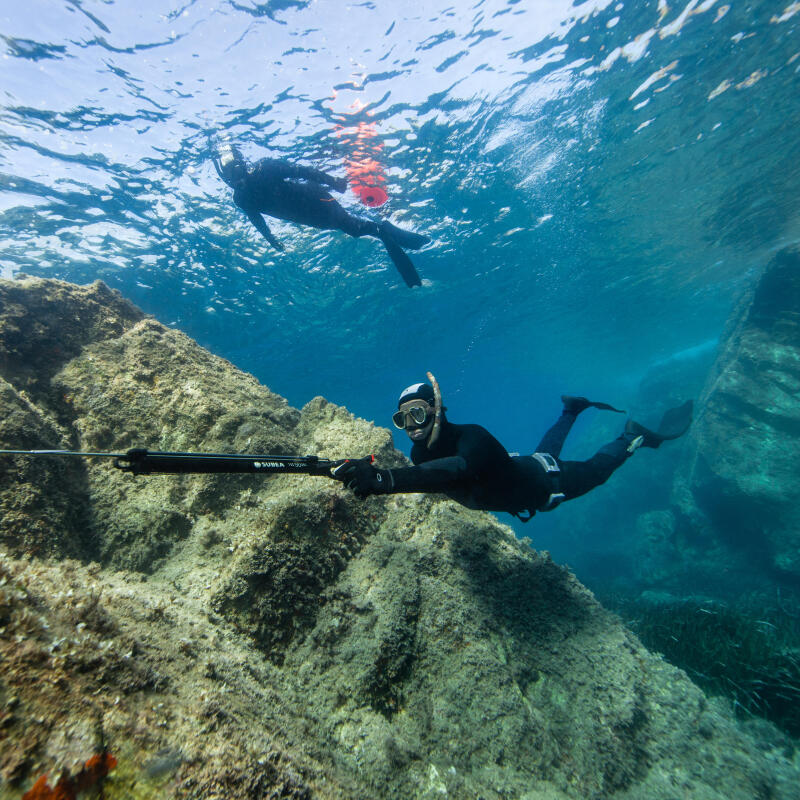 conseil monter flèche chasse sous marine subea