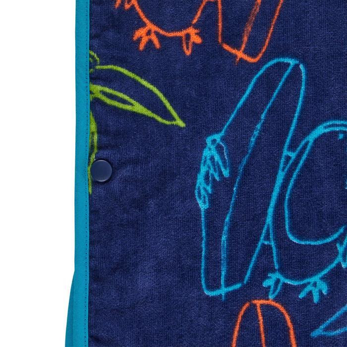 Surf-Poncho Kinder 110–125cm Tukan