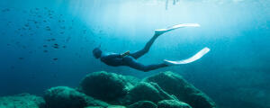 bienfaits apnee freediving subea decathlon