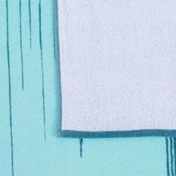 Handdoek Basic L print Paint 145 x 85 cm