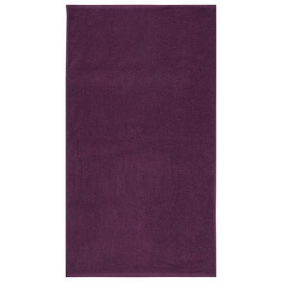 BASIC S Towel 90x50 cm - Purple