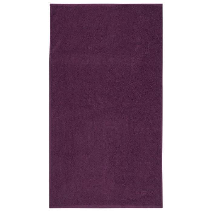 Strandhandtuch Basic S 90×50cm purpurrot