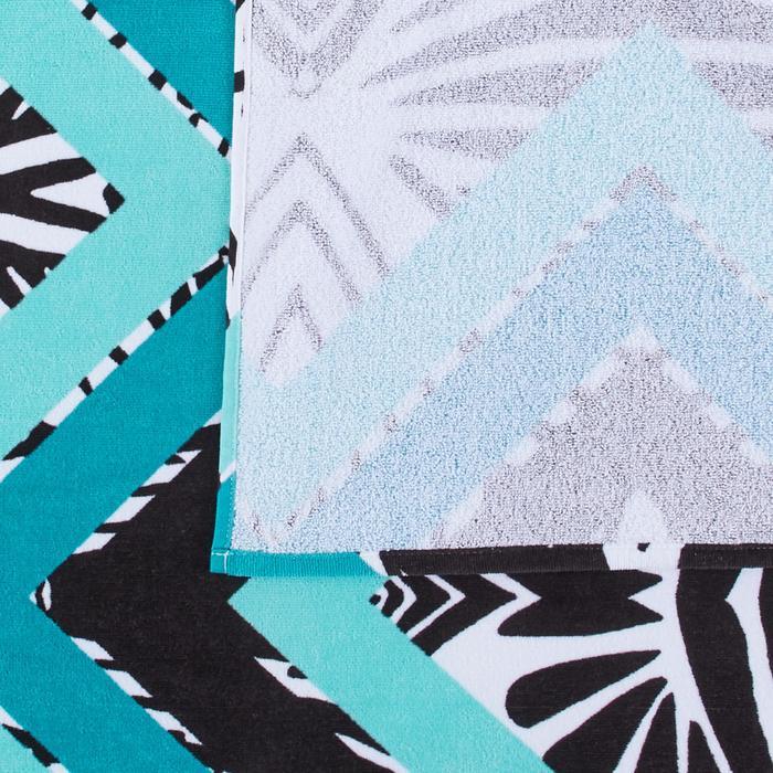 Strandhandtuch Basic L Print Mawa 145×85cm