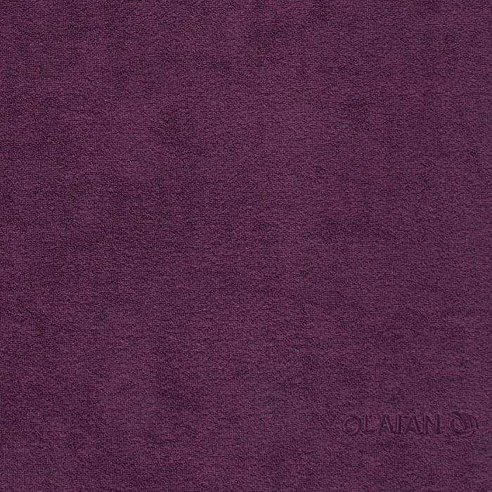 Handdoek Basic S paars 90 x 50 cm