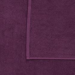 Serviette BASIC S Pourpre 90x50 cm