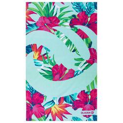 Handdoek Basic L Print Icoflo 145 x 85 cm