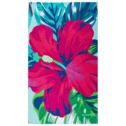 毛巾Basic L號145 x 85 cm-條紋印花款